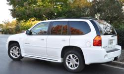 2006 GMC Envoy Denali 5.3 V8 engine 170K miles/ clean/ one owner Completely loaded: power windows, seats, side mirrors, door locks...radio controls on the steering, cruise control...heated seats, AC/heat have dual climate controls, towing