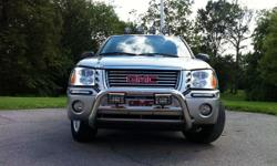 Year 2006 Make GMC Model Envoy Mileage 66 000 (Like NEW) roof lights plus grillquard, laser radar detector and GPS $17 600 GMC's midsize SUV gets an antiskid system for 2006. Active Fuel Management system, which saves fuel by deactivating four cylinders