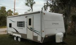 Price: $4800 -- Great condition, everything works -- 2006 Gulf Stream CONQUEST LITE Travel Trailer-- Contact me through contact seller button for more photos and vehicle location.