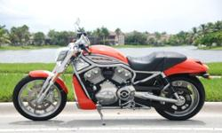 2006 Harley-Davidson VRSCA V-Rod MINT CONDITION, EXTREMELY LOW MILEAGE AND ORIGINAL FACTORY CONDITION. WIRED FOR BATTERY TENDER AND ORIGINAL Harley-Davidson battery tender included. BIKE STARTS RIGHT UP AND READY TO ROLL. BIKE WAS JUST SERVICED, OIL