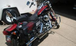 beautilfu bike, 15,000 actual miles, loaded with chrome, newer tires, many extras, looks like new, red & black! local lookers only, price is negotiable, will not sell sight unseen!!!