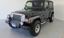 We carry an expansive inventory of pre-owned vehicles priced to sell. Take this 2006 Jeep Wrangler SUV in Black. With 66,489 miles, you can be assured excellent value and long lasting durability. At Koons, we utilize the most comprehensive, state of the
