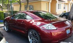 Great Opportunity 2006 Mitsubishi Eclipse 2.4 Liter Manual Transmission High Performance Wheel