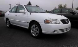 2006 NISSAN SENTRA V-SPEC MILES 114,630 AUTOMATIC FULL POWER AM FM CD GAS SAVER VIN# 3N1CB51D16L498374  We carry all makes and models and have some of the best financing available. Looking for something in particular, let us help you find the car