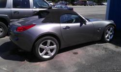 gray black top convertible auto clean 87 k miles