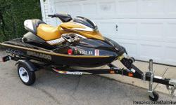Up for sale is a great condition 2006 Sea Doo RXP 215 hp Supercharged well maitained only 81 hours comes with trailer one owner bought it new in 2006 from a local dealer. I will deliver!