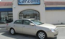 2006 TOYOTA AVALON XL | Desert Sand Mica with Beige Cloth Interior | Named a Consumer Guide 2006 'Best Buy', the Toyota Avalon was named a contender by Motor Trend for 2006 Car of the Year. It was named on the Automobile Magazine 50 Great New Cars List