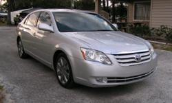 Poor health forces sale. This Toyota Avalon Touring is very clean and well-maintained. Non-smoker, runs and drives excellent. Nicely equipped, and ready for a new home. Please call Jack @ 321-228-6990 for more information, or to make arrangements to see.