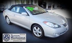 2006 Toyota Solara SLE Convertible  v6, 3.3L automatic 2 door navigation system JBL premium sound alloy wheels side air bags am/fm stereo w CD dual air bags leather seats rear spoiler power door locks power windows air conditioning cruise control