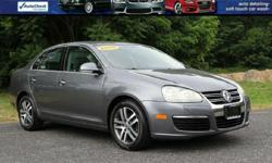 FOR UP-TO-DATE PRICING AND MORE PHOTOS, CLICK THIS LINK: http://www.carwashcarsinc.com/2006_Volkswagen_Jetta_Glenmont_NY_264092209.veh 2006 VW JETTA 1 OWNER CLEAN CAR FAX!! 2.5L 5 Speed Manual Shift FUN!! Gray Leather Seats Heated Seats! Power Moonroof