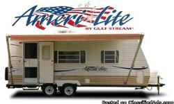 2007 21 Foot Ameri-Ligtht Travil Trailer for sale. Exelent condition. Weighs only 3300 pounds dry weight and can easely pulled with a suv or pickup. $9500. or Best Offer! Must Sale.( Lost Job). Call 3176410215