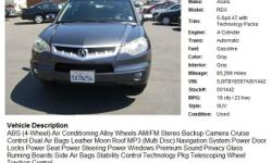 Mileage:85,299 Engine:4-CYL.Turbo 2.3 Transmission:Automatic Drive Train:SH-AWD City MPG:17 Hwy MPG:22 Ext. Color:Gray Int. Color:Gray  Navigation System Technology Pkg Running Boards Premium Sound Backup Camera ABS (4-Wheel) Stability Control Side