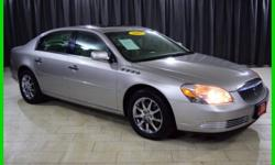 This 2007 Buick Lucerne CXL is everything you could want in a Buick. Fine driving, excellent handling. One of the best choices you could make in selecting an American car.