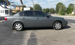 2007 Chevy Malibu Luxury Family Car w// MPG This super nice looking luxury car has a gas saving 4cy motor with only 132k, cloth seat, Am Fm CD player, loaded with power options, tinted glass, child proof locks, like new tires, and more Runs out Great