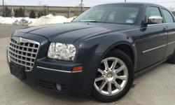 This beautiful 2007 Chrysler 300 Series 4dr Sdn 300 is one of the best selling cars associated with Chrysler. GREAT PRICE! This car is located in Fairview ,NJ