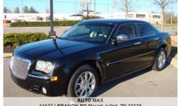 2007 Chrysler 300C C is all wheel drive and it has the HEMI !!!! All leather power windows, locks, mirrors, alloy wheels. Has 87,000 miles and is qualified for extened warrenty