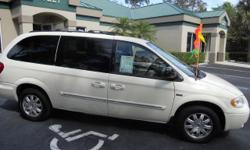 In need of a roomy, safe and comfortable mini-van? Come check out our low mileage Chrysler Town & Country Touring! Fully loaded!Featuring Navigation and backseat DVD players, this van is all set for your family vacations!  Stock #: 1047 VIN#: