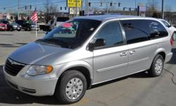 2007 Chrysler Town & Country Lx Price $ 9950.00 Year: 2007 Make: Chrysler Model: Town & Country Trim: LX Engine: 6-Cylinder 3.3 6 Cyl. Trans: Automatic Fuel: Gasoline Color: Silver Interior: Medium Slate Gray Miles: 75436 VIN: 2A4GP44R17R176091 This