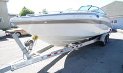 Very Clean Very Well Maintained 27' Crownliner BR.. 6.2 Liter V8 Runs and Everything works excellent....
