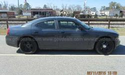 *****ONLINE AUCTION FOR GOVERNMENT SURPLUS.***** This is Item #5234-7 on GovDeals.com, ending 2/25/2015. The current bid is $3,850 and is subject to change throughout the auction. 2007 Dodge Charger SXT SEDAN 4-DR, 5.7L V8 OHV 16V.This car was taken out