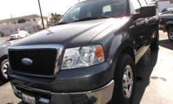 CalMex Auto Inc Ca4036 . Exterior Color: Gray Interior Color: Gray - Cloth Fuel Type: 29G / Gasoline Drivetrain: n/a Transmission: Automatic Engine: 5.4L 8 Cylinder Engine Doors: 4 Dr Bodystyle: Truck Type / Title: Used Mileage: Call For Mileage Waranty: