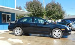 BUY HERE PAY HERE 2007 FORD FUSION Vehicle Information Make: FORD Model: FUSION Trim: SEL Exterior Color: BLACK Engine: 2.3L Fuel: Gasoline Transmission: Automatic Drive: FWD Miles: 189,352  Dealership Info JONES ENTERPRISE AND REPAIR, INC 1520