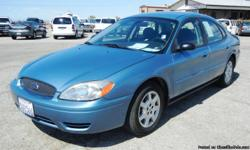 2007 FORD TAURUS SE VIN: 1FAFP52U57A128388 3.0 LITER 6-CYL AUTOMATIC FRONT WHEEL DRIVE EQUIPMENT AIR CONDITIONING, POWER WINDOWS, POWER LOCKS, TILT WHEEL, CRUISE CONTROL, AMFM STEREO, CASSETTE, CD (MULTI), DUAL AIR BAGS, POWER STEERING, MILEAGE??106562