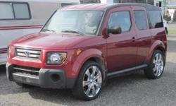 2007 Honda Element Will be auctioned at The Bellingham Public Auto Auction. Saturday, May 3, 2014 at 11 AM. Preview starts at 8 AM Located at the corner of Kentucky & Iron Streets in Bellingham, Washington. Call 225-346-5222 for more information or visit