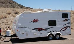 Price: $4800 -- Great condition, everything works --2007 Keystone NRG 190FK Travel Trailer -- Contact me through contact seller button for more photos and vehicle location.