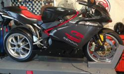 MV AGUSTA F4 1000 SENNA 2007 #21 of 300 Worldwide Only 65 in USA. Only 2233 miles.  May have a few more miles if the weather gets better in Wi.  Adult ridden. Bike is in as new condition! Has some added bits including MV Race Exhaust and