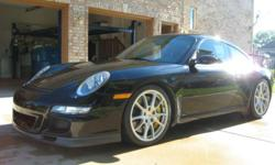2007 GT3 - excellent condition. The car has no accidents, no paint work, clean Carfax. It has carbon fiber brake discs, I took them off and had steel put on when I bought it so I would not wear out the carbon fiber discs, they are in good shape and easily
