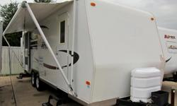 Price: $5400 -- Great condition, everything works --2007 Rockwood Roo 25RS 25' Travel Trailer-- Contact me through contact seller button for more photos and vehicle location.