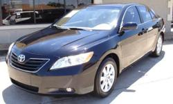 !@2007 sedan Toyota camry This vehicle has heated seats, alloy wheels, power glass sunroof and ABS brakes. This clean, nice looking car had only one family. Comes with 6 months road side assistance. For more information call or leave a message at