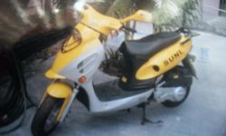 Low mileage excellent condition, like new, yellow. Very safe to ride! Call 325-949-2989 Cell
