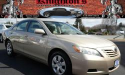 2007 Toyota Camry LE 4dr Sedan (2.4L I4 5A) ONE-OWNER!! CLEAN CARFAX!! ONLY 62K MILES!! 2007 Toyota Camry 'LE' Sedan!! 4 NEW Tires!! Power Driver Seat; Power Windows, Locks, and Mirrors; AM/FM/CD; Cruise Control; Air Conditioning; Steering Wheel Controls;