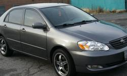 This 2007 Toyota Corolla is just the vehicle you are looking for! Beautiful color, clean. LOW MILEAGE for the year. A MUST SEE ITEM for a GREAT PRICE! This great car is located in Brooklyn, NY.