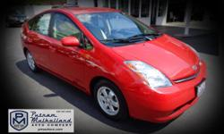 2007 Toyota Prius Touring Hatchback  4cyl, hybrid, 1.5L automatic, CVT backup camera rear spoiler 4 door dual air bags power door locks power windows traction control alloy wheels front rear side air bags power steering 144k miles  $7995.00