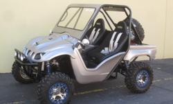 THIS 2007 YAMAHA RHINO IS A ONE OWNER UTV. THIS PAMPERED RHINO ONLY HAS 77 ACTUAL MILES WITH ONLY 27 HOURS OF USE! For more information and pictures you can contact me at: kevin.bates71@live.com .