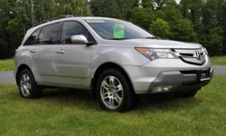 2008 Acura MDX $29,995 Car Wash Cars Inc 462 Route 9 W Glenmont, NY 12077 518-729-4317 Vehicle Information VIN: 2HNYD28208H535419 Miles: 42788 Engine: 6-Cylinder 3.7L Stock #: Trim: SH AWD Color: SILVER MPG: Photos Vehicle Options 4 Door, All Wheel Drive,