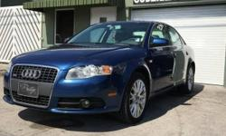 2008 Audi A4 2.0T Sedan Condition:excellent Color:Blue Engine:2.0L I4 Transmission :Automatic Fuel Economy :0.00 City MPG/0.00 hwy MPG Body :Sedan Stock ID :131247 VIN :WAUAF78E98A131247