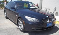 2008 BMW 535I BLUE WITH TAN LEATHER INTERIOR , 72,350 MILES , V6 TURBO ENGINE ,NAVIGATION ,CLEAN CARFAX AVILABLE! PLEASE CALL FOR APPOINTMENT 210-804-0003 ASK FOR MIKE OR STEVE. MORE CLEAN INVENTORY AVILABLE! SAAUTO.NET