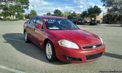 """2008 Chevy impala SS, 5.3 liter V8 LS1 engine (303 hp). Fully loaded, leather interior, on star, AM/FM/Sirius radio and CD player. Dual climate control, front seat warmers, electronic sun roof. 19"""" alloy wheels. Has 151K miles. Car has been well"""