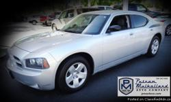 2008 Dodge Charger Sedan   v6, 2.7L automatic, 4 spd w/overdrive dual air bags power door locks power windows air conditioning cruise control power steering steel wheels 139k miles   $8995.00   #101912 stk 2609 Visit our website: