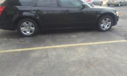 2008 Clean black dodge magnum, with black cloth seats, AM/FM radio, power windows, power locks & power seats. A/C & heat.. This car can be yours with payments at 285.00 A MONTH W.A.C 36 MONTHS!! stop by today & check this beauty out! 3004 Deans bridge rd,