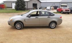 2008 Ford Focus. Nice car runs and drives good. 147K miles. good history report. Good on gas! Good Tires. VIN 1FAHP35N28W252772 ZUBE'S AUTO NOW IN MONROE ! We are located at N 2563 Coplien Road Monroe WI. 53566. Just off of Highway KK 40 minutes south of