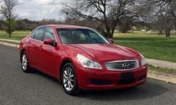 Mileage:116,368 Miles Exterior:Red Interior:Black Engine:3.5L V6 Natural Aspiration Transmission:Automatic 5-Speed Fuel Type:Gasoline Trim/Package:x AWD 4dr Sedan MPG City/Hwy:17 city / 23 hwy Alloy wheels, Leather, Sun roof, Automatic, All wheel drive,