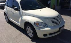 2008 Chrysler PT Cruiser LX (Mileage) 28,578 (Body Style) Wagon (Exterior Color) White (Interior Color) GREY (VIN) 3A8FY48B58T107343 (Fuel) Gasoline (Transmission) AUTO (Drivetrain) FWD (Doors) 4 (Engine) 2.4L I-4. CARFAX HISTORY** CLEAN TITLE** EXCELLENT
