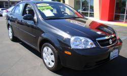 The Suzuki Forenza is the unsung hero of compact, affordable cars! We have only 5 left! All are 2008's; all have roughly 40,000 miles or less; all are automatic; all are power windows/locks with a/c and heat, cd player, and comfortable seating for 5; all