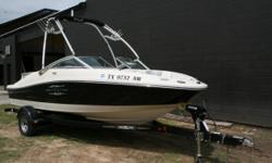 MAKE A OFFER!!! WE FINANCE!! PAYMENTS AS LOW AS $180 A MONTH Here is a Great and Pristine package. Yes, I know I've said it already so many times however this is another example of RPM SPORTS commitment to excellence!! A extraordinary clean boat that's