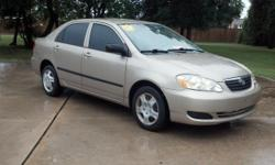 * For More Pictures Goto www.moretzimports.com * 2008 Toyota Corolla CE Sedan w/ 124K Miles * 2 Owner AutoCheck Vehicle History Report * Clean Inside * Clean Outside * Well Maintained * Power Windows * Power Locks * Power Mirrors * Solid, Reliable and